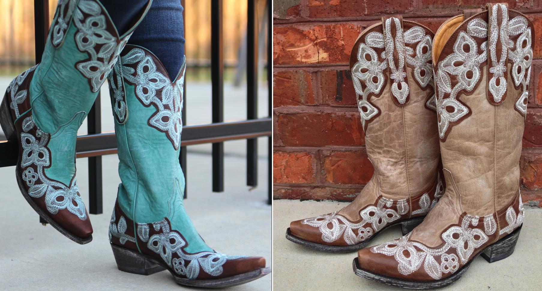 Old Gringo Boots L836 1 Posts