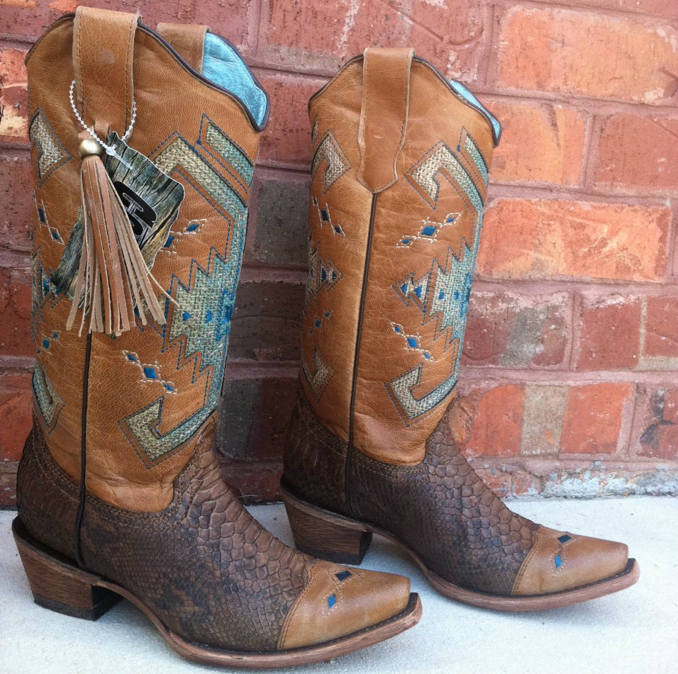 Best Corral Boot Styles